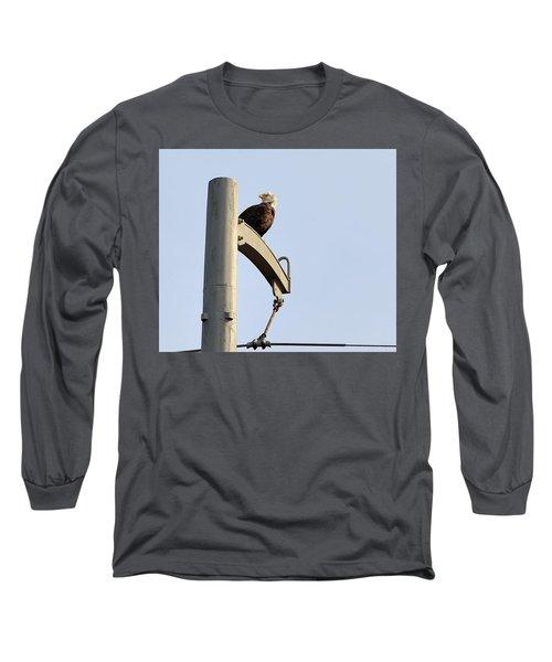 Nature's Philadelphia Eagle Long Sleeve T-Shirt