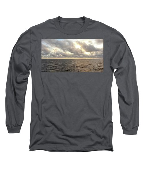 Long Sleeve T-Shirt featuring the photograph Nature's Realm by Robert Knight