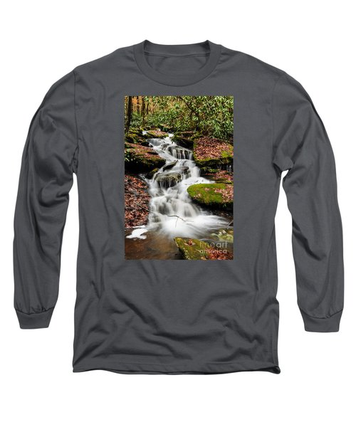 Natures Surprise Long Sleeve T-Shirt by Debbie Green
