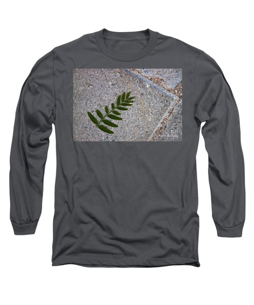 Nature's Trace Long Sleeve T-Shirt