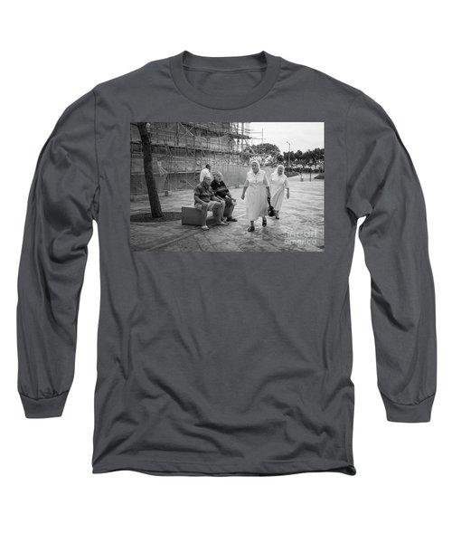Naughty Boys Long Sleeve T-Shirt