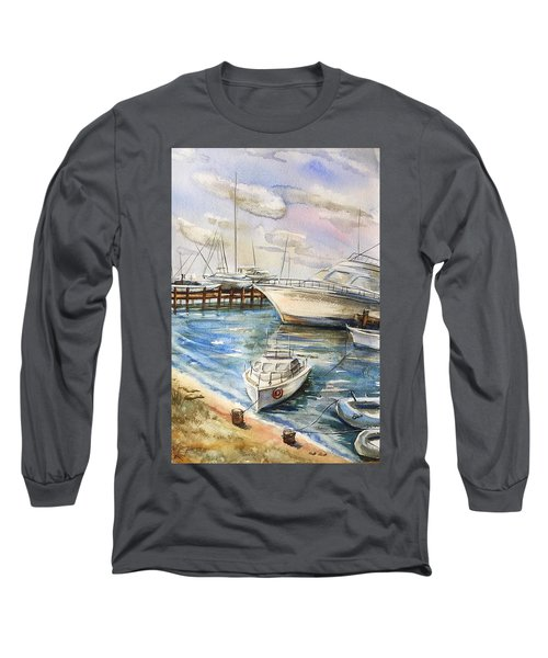 Near The Harbour 2 Long Sleeve T-Shirt