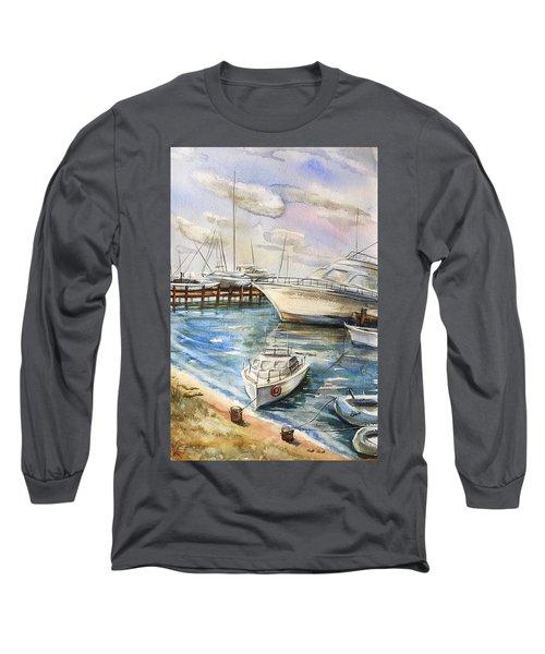 Near The Harbour 2 Long Sleeve T-Shirt