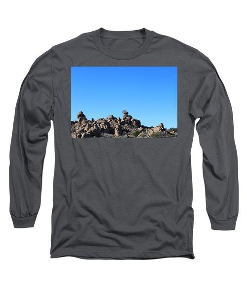 Near Wickenburg, Az Long Sleeve T-Shirt