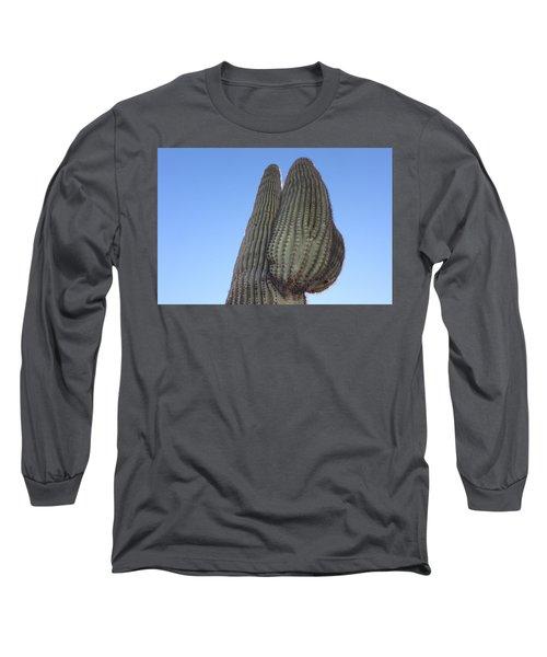 Wickenburg Saguaro  Long Sleeve T-Shirt