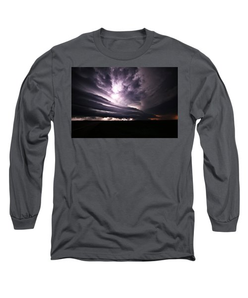 Nebraska Beast Long Sleeve T-Shirt