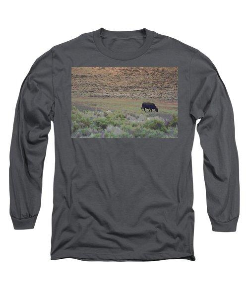 Nebraska Farm Life - The Farm Long Sleeve T-Shirt
