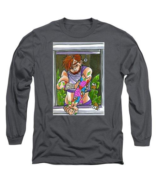 Nectar Of Man Long Sleeve T-Shirt