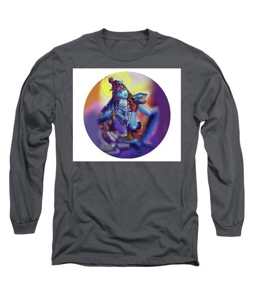 Neelakanth Shiva  Long Sleeve T-Shirt