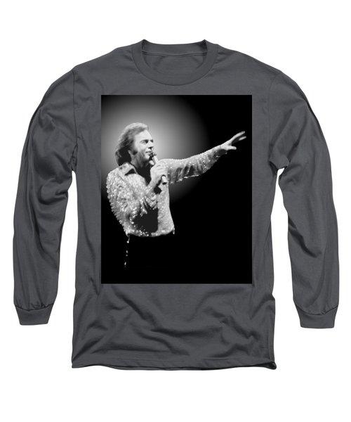 Neil Diamond Reaching Out Long Sleeve T-Shirt