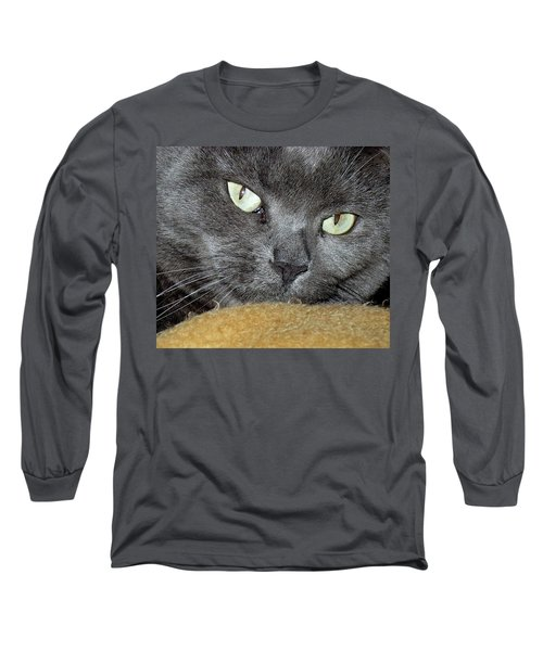 My Nellie-belle's Catitude Long Sleeve T-Shirt