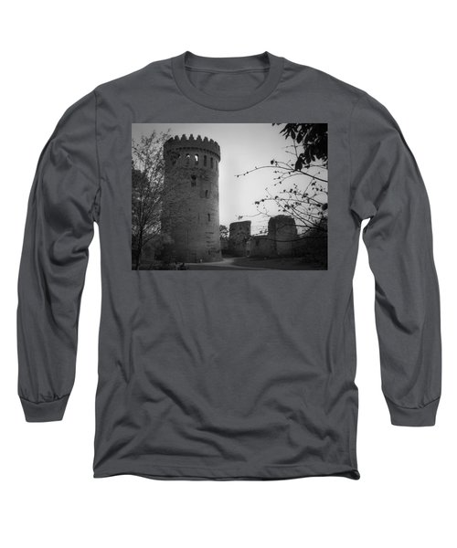 Nenagh Castle County Tipperary Ireland Long Sleeve T-Shirt