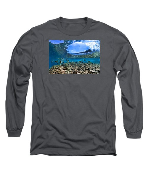 Neptunes Eye Long Sleeve T-Shirt