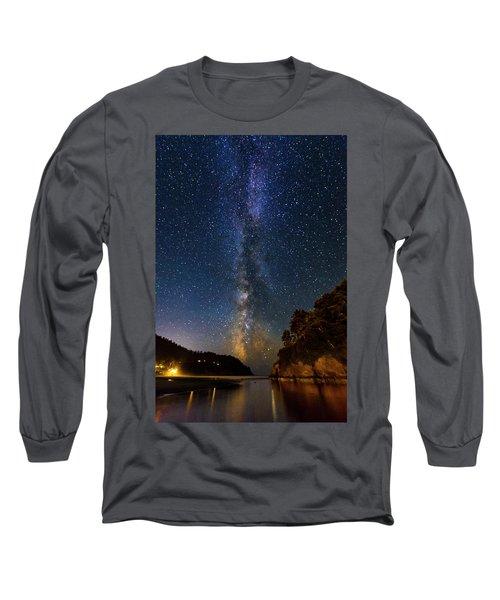 Neskowin Milky Way Long Sleeve T-Shirt