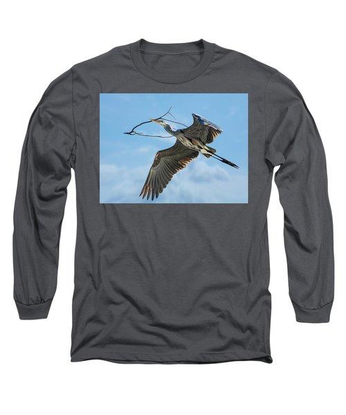 Nest Builder Long Sleeve T-Shirt
