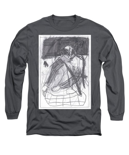 Net Landscape Long Sleeve T-Shirt