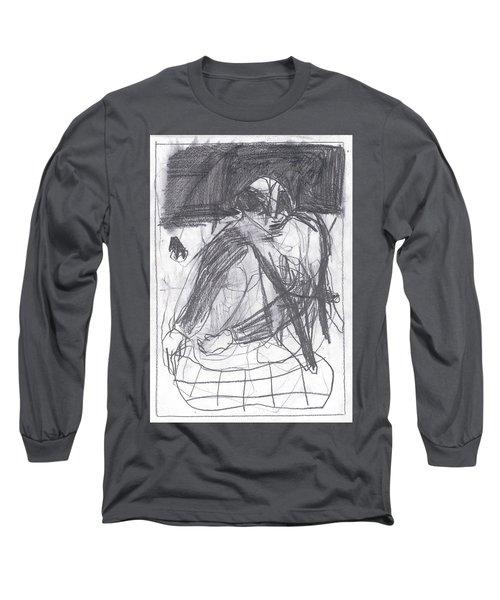 Net Landscape Long Sleeve T-Shirt