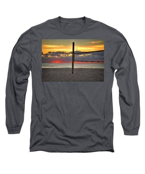 Netting The Sunrise Long Sleeve T-Shirt