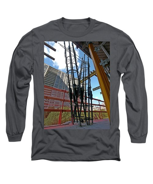 Neuvo Rebar Long Sleeve T-Shirt by Steve Sahm