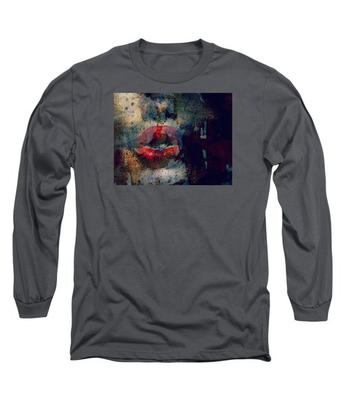 Never Had A Dream Come True  Long Sleeve T-Shirt by Paul Lovering