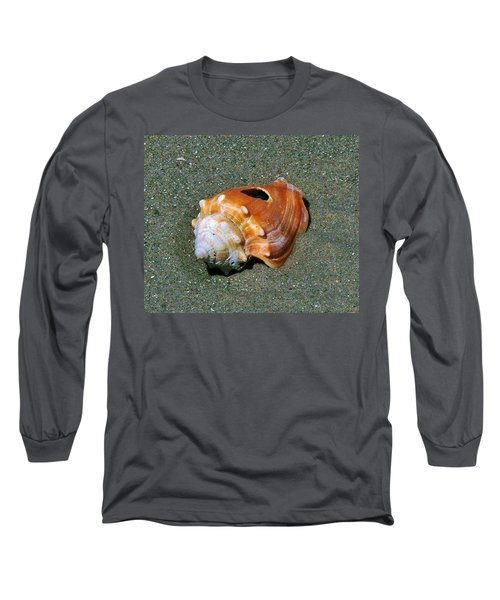 Long Sleeve T-Shirt featuring the photograph Never Look To Close by John Glass