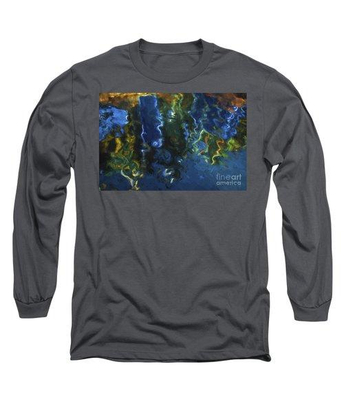 New Bedford Waterfront IIi Long Sleeve T-Shirt by David Gordon