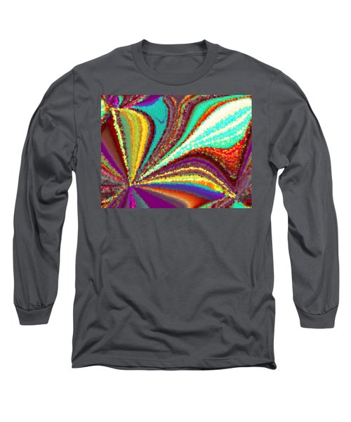 New Beginning Long Sleeve T-Shirt by Tim Allen