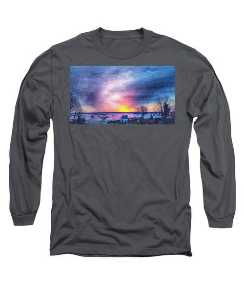 New Dawn Vineyard Haven Long Sleeve T-Shirt