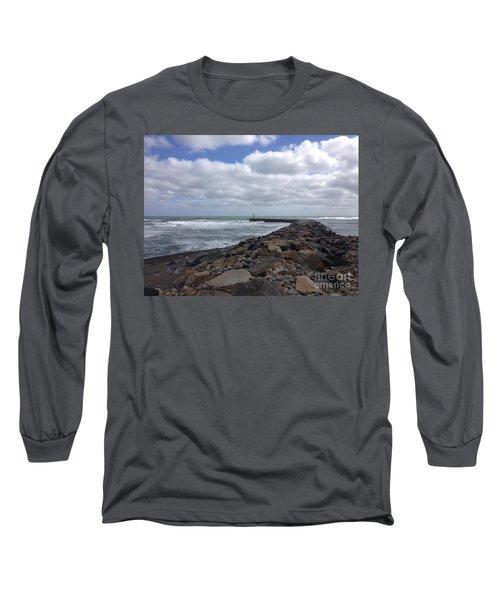 New England Jetty Long Sleeve T-Shirt