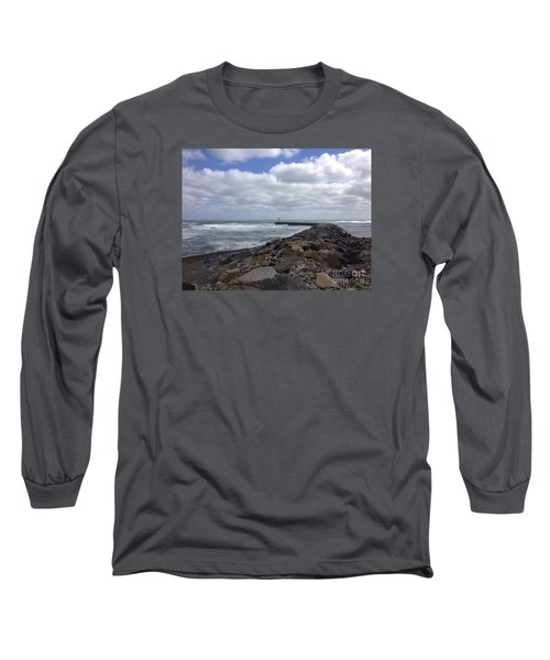 New England Jetty Long Sleeve T-Shirt
