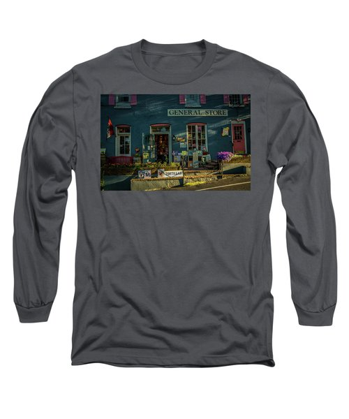 New Hope General Store Long Sleeve T-Shirt
