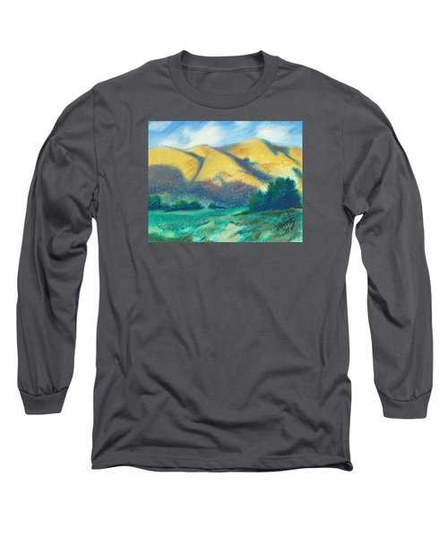 New Mexico Hills Long Sleeve T-Shirt