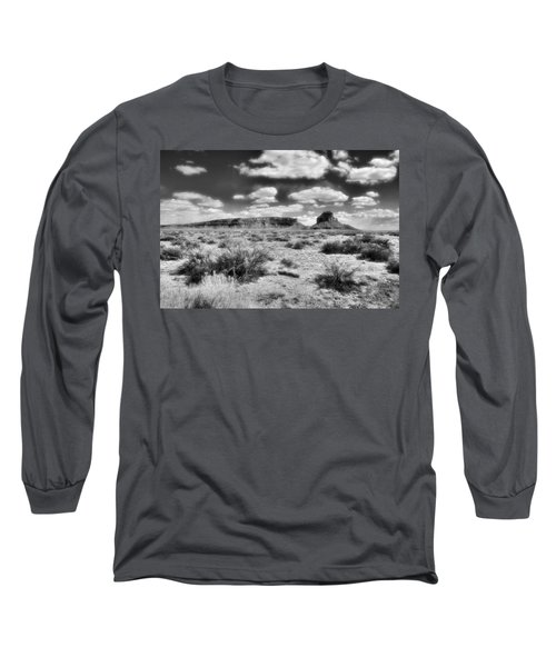 Long Sleeve T-Shirt featuring the photograph New Mexico by Jim Walls PhotoArtist