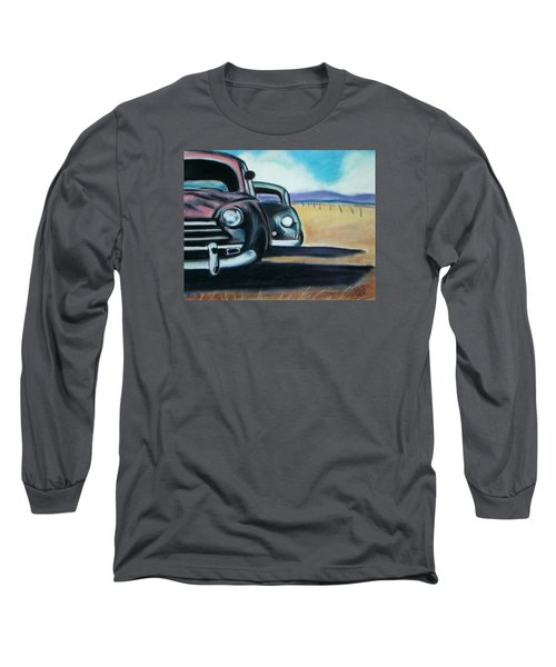 New Mexico Junkyard Long Sleeve T-Shirt