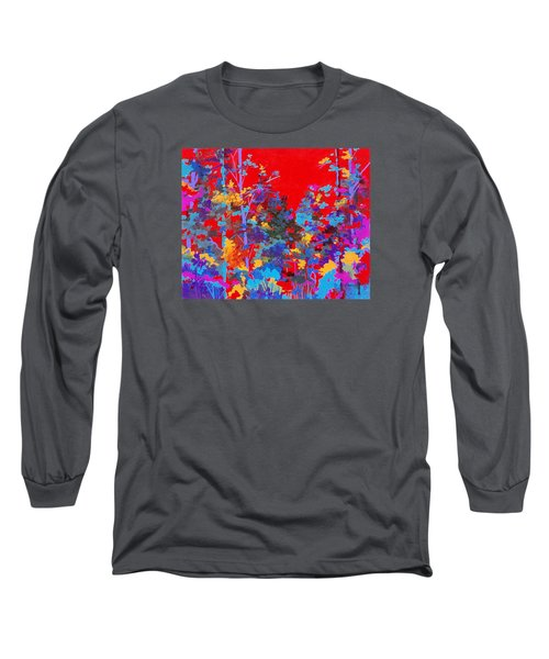 New Mexico Woods Long Sleeve T-Shirt