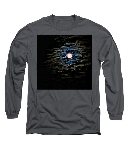 New Moon Long Sleeve T-Shirt