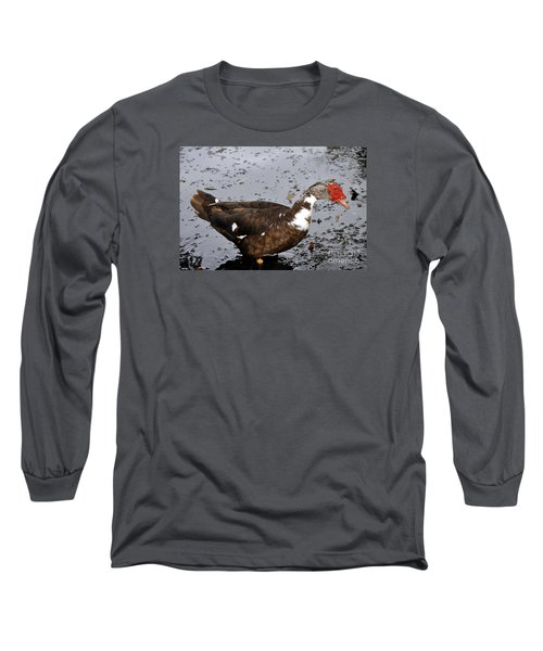 New Orleans Duck 2 Long Sleeve T-Shirt