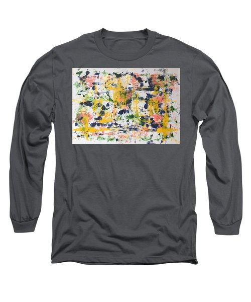 New Orleans No 2 Long Sleeve T-Shirt