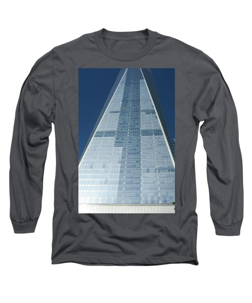 New World Trade Center Long Sleeve T-Shirt