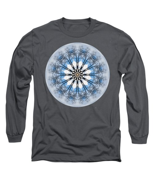 New Year Mandala - Long Sleeve T-Shirt