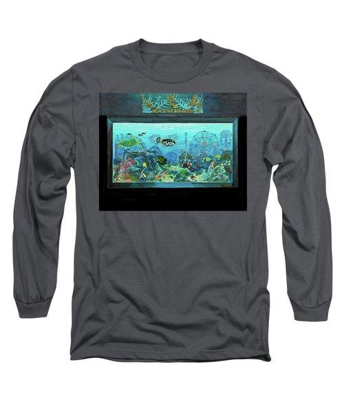 New York Aquarium Long Sleeve T-Shirt