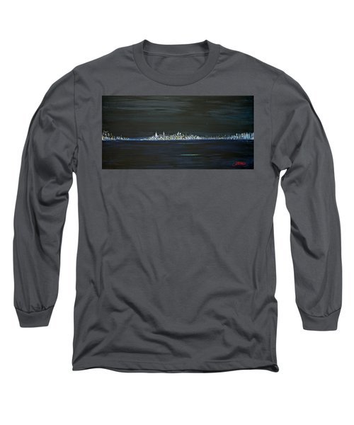 New York City Nights Long Sleeve T-Shirt