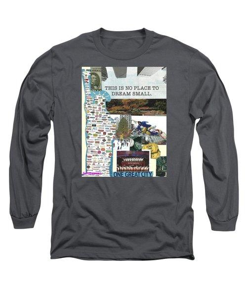 New York Dreams Long Sleeve T-Shirt
