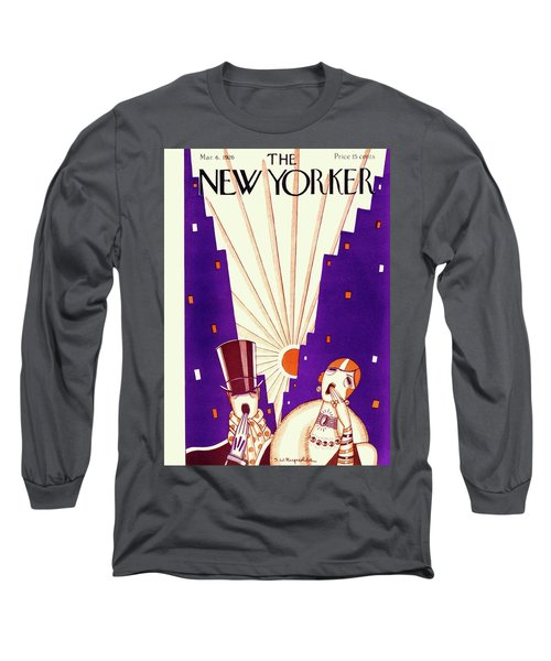 New Yorker March 6 1926 Long Sleeve T-Shirt