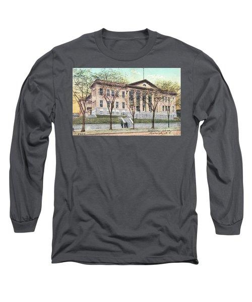 Newburgh Broadway - 03 Long Sleeve T-Shirt