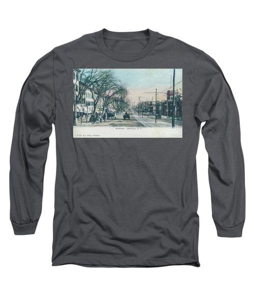 Newburgh Broadway - 04 Long Sleeve T-Shirt