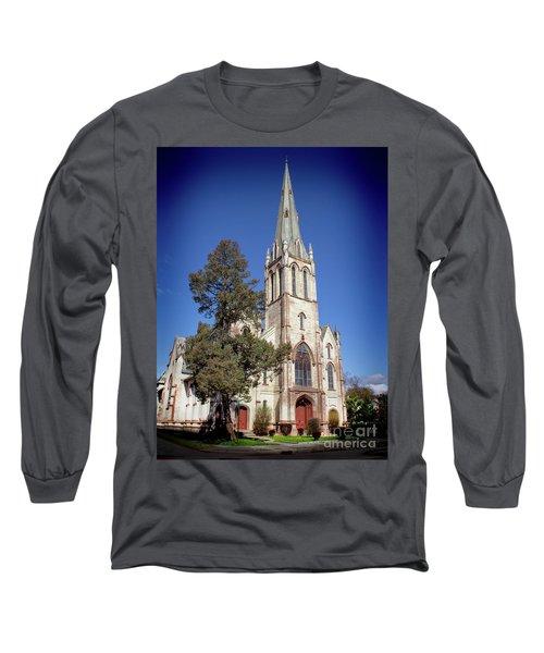 Newburgh First United Methodist Church Long Sleeve T-Shirt