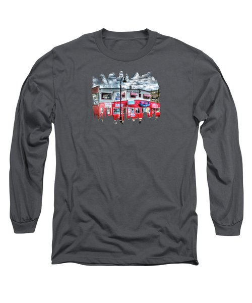 Newport Tradewinds And Mo's Long Sleeve T-Shirt