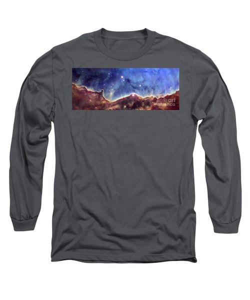 Ngc 3324  Carina Nebula Long Sleeve T-Shirt