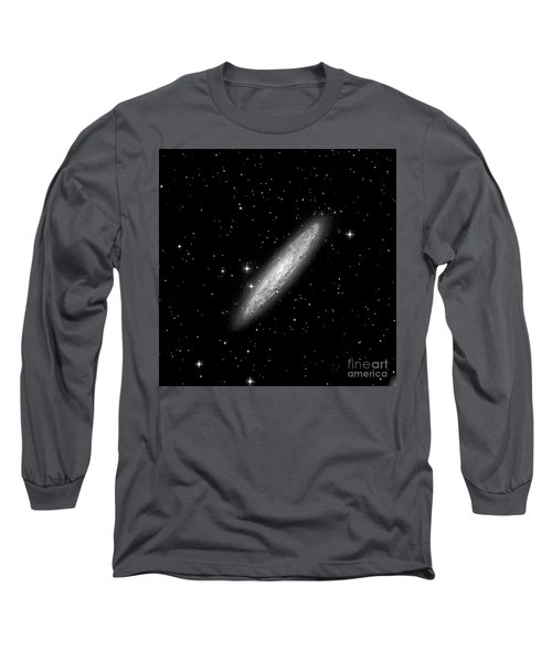 Ngc253 The Sculptor Galaxy Long Sleeve T-Shirt